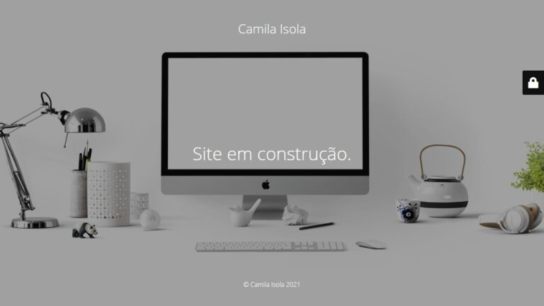 Camila Isola (Em Breve)