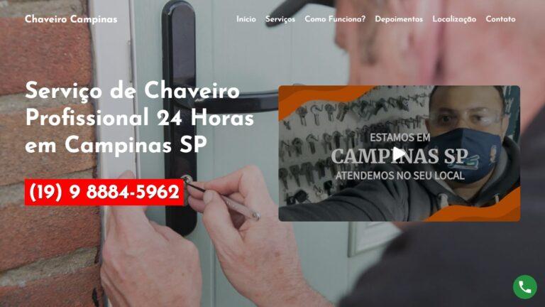 Chaveiro Campinas 24 Horas
