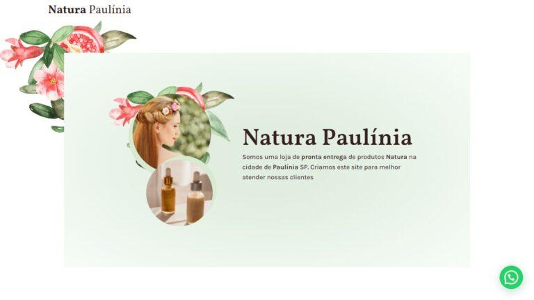 Natura Paulínia