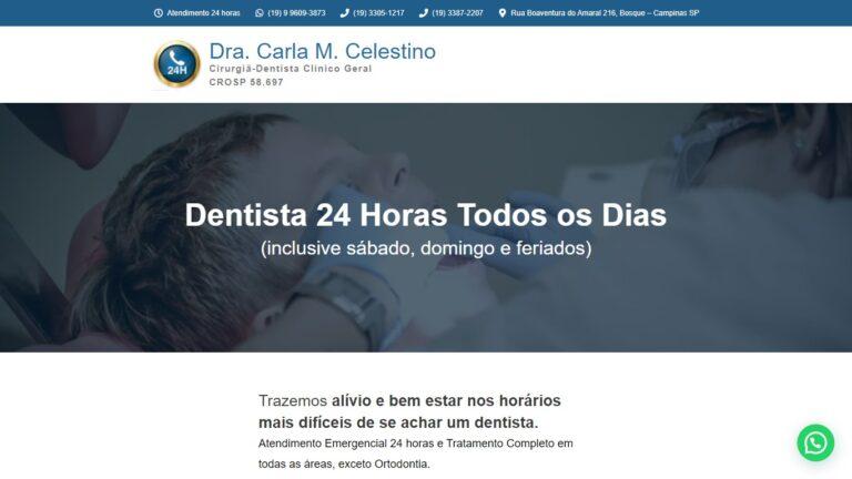 Dra. Carla M. Celestino