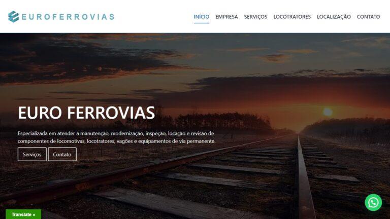 Euroferrovias