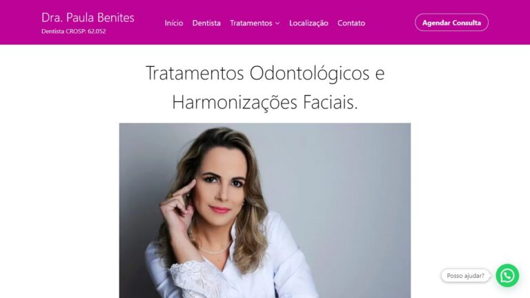 Dra Paula Benites