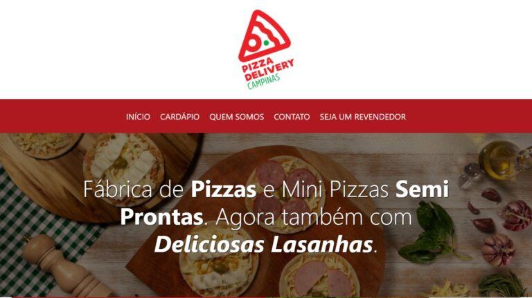 Pizza Delivery Campinas
