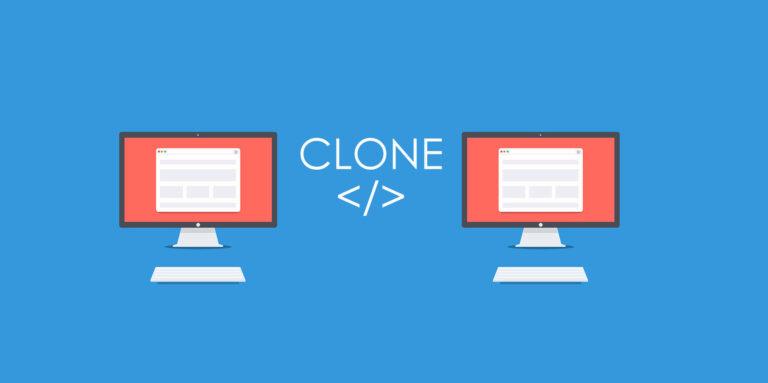 Clonagem de Sites